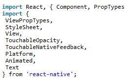 React Native地址挑选器功能实现方法