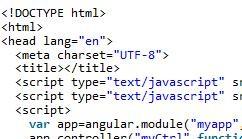 Angular.js排序查询功能的实现