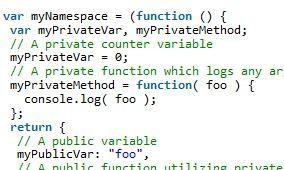 JavaScript模块模式详解