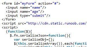 jquery拼接ajax的json和字符串的方法