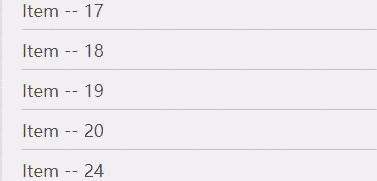 微信小程序列表下拉刷新上拉加载实例代码