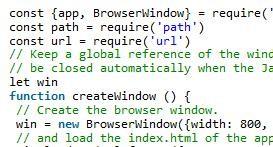 如何实现web前端页面生成exe可执行文件