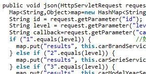 ajax前后台跨域请求处理方法
