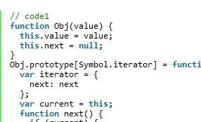 ES6迭代器(Iterator)和 for.of循环使用方法