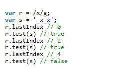 JavaScript中的RegExp对象解析