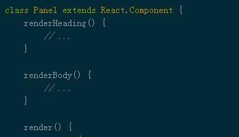 分解React组件的几种进阶方法