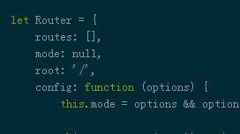JavaScript写Web路由代码分享