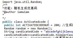 实例分享随机生成八位优惠码并保存至Mysql数据库