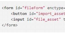 angularjs利用$http异步上传Excel文件方法分享
