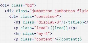 angular4和nodejs-express构建一个简单的网站