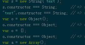 JavaScript构造器详解