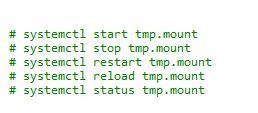 Linux中systemctl命令详细介绍