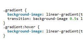 CSS实现背景渐变图片transtion过渡效果