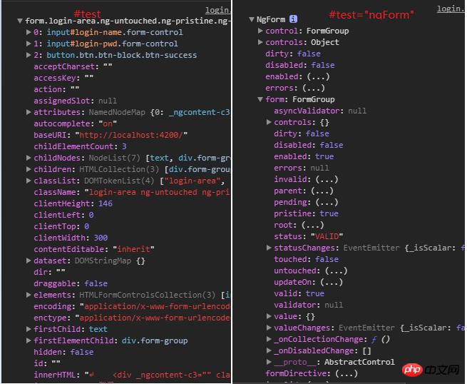 怎样操作Angular模版驱动表单