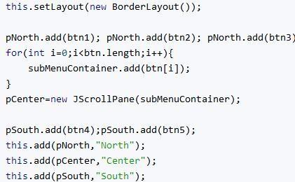 Java之仿js实现树状折叠菜单