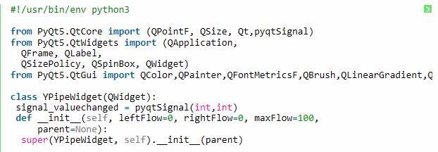 python3+PyQt5实现自定义流体混合窗口部件-PHP中文网