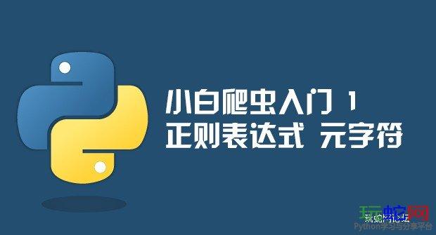 Python实战爬虫视频教程