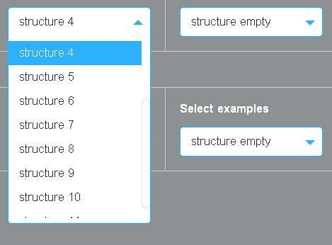结合jQueryUI对select下拉框美化插件