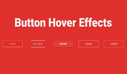 纯CSS3鼠标滑过动画按钮特效
