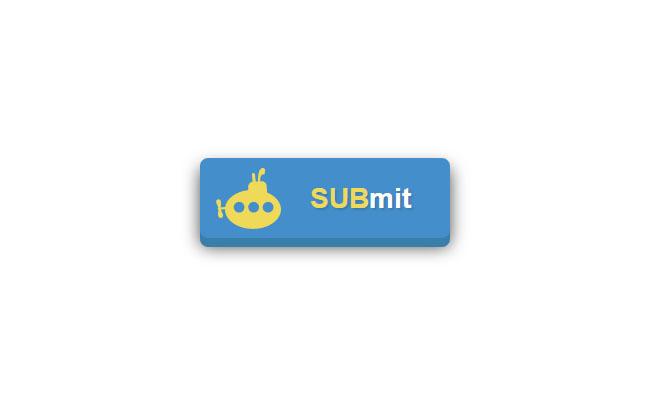 CSS3实现酷炫动画按钮特效
