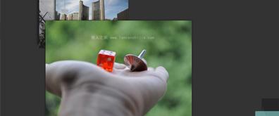 3D立体晃动图片特效