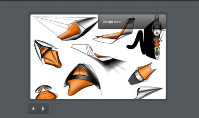 多种切换风格可以换的幻灯片焦点图代码RefineSlide