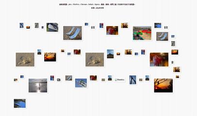 jquerycss3实现瀑布流照片墙特效