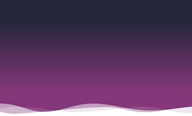 CSS3实现水波浪浮动特效