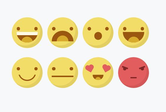 CSS表情符号动画