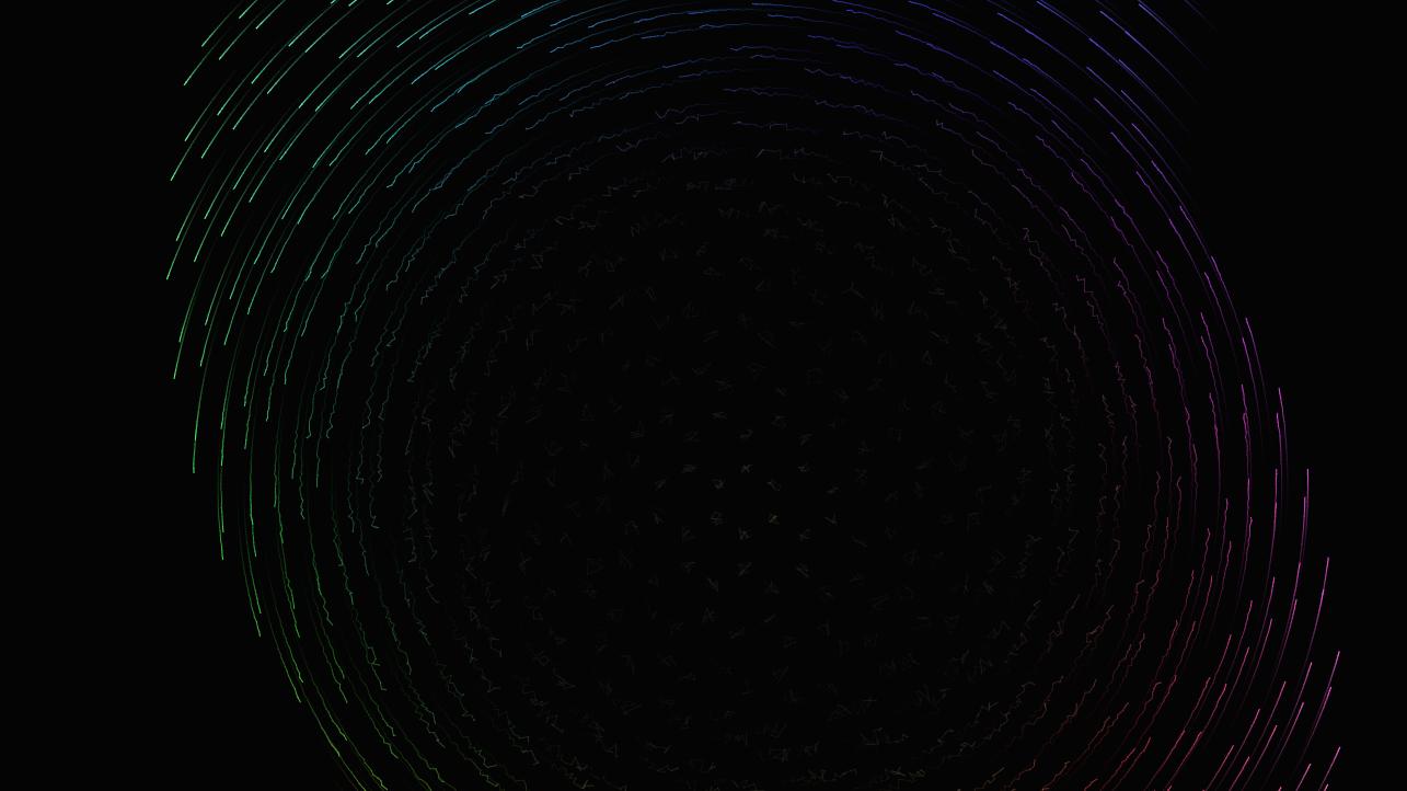 基于HTML5Canvas的黑洞动画特效