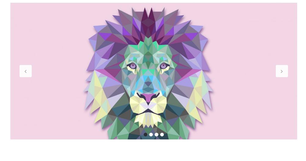 HTML5可鼠标拖动幻灯片切换特效