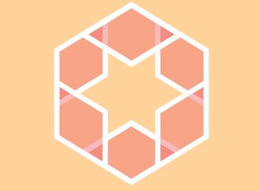 CSS3的立方体3D翻转网页加载动画特效