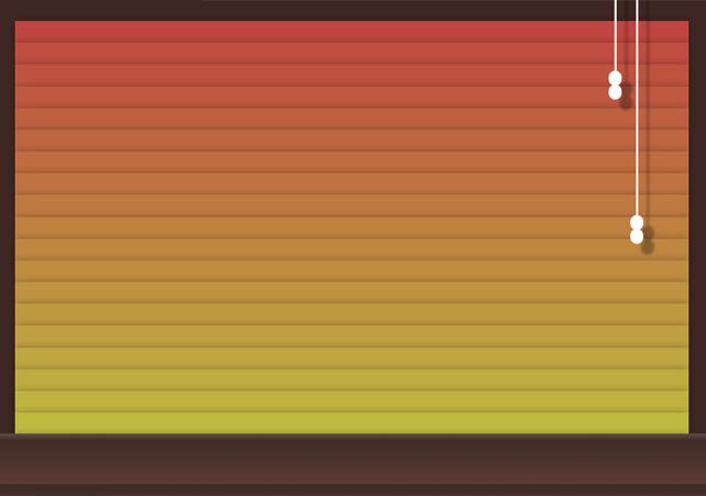 H5+CSS3逼真的窗帘拉开收起动画特效