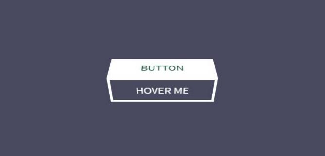 HTML5 3D立方体按钮动画翻转特效
