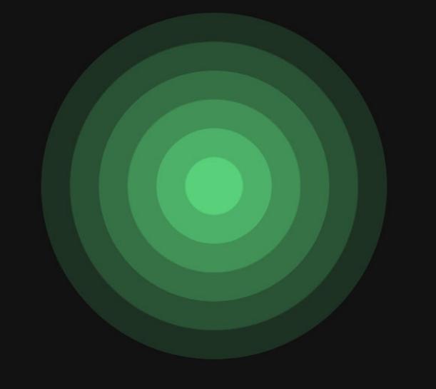 js+css3催眠波纹动画特效