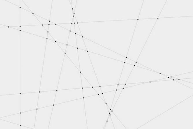 Html5 Canvas绘制点与点相交线动态背景代码