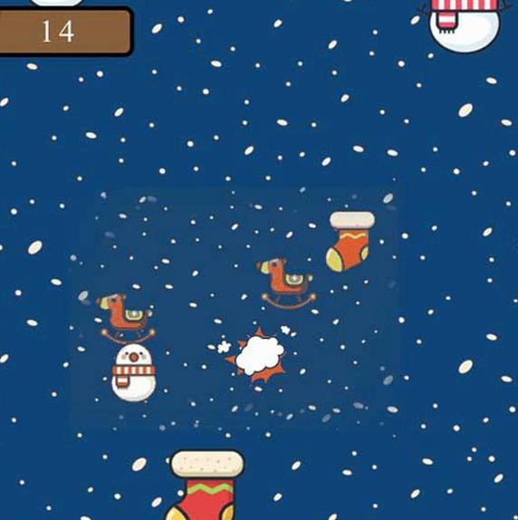 jQuery手机圣诞抢红包游戏源码