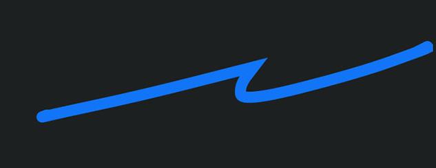 html5+canvas鼠标跟随线条动画特效