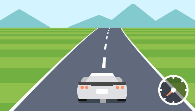 简洁的HTML5 Canvas赛车游戏代码