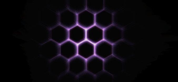 H5+canvas蜂巢图形动画演变