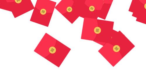h5+css3仿迅雷会员活动页面全屏红包雨动画特效