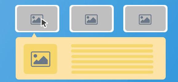 jQuery+Bootstrap图片网格布局代码