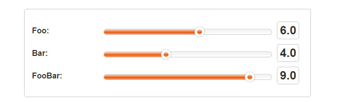 JS+jQuery+slideControl鼠标拖动取值插件代码