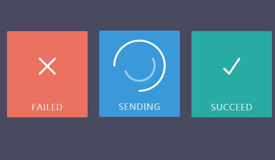 使用SVG做出Loading加载按钮动画