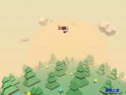 HTML5 canvas飞机空中飞行动画代码