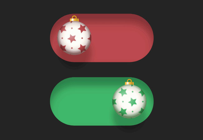 HTML5-滚珠开关切换动画特效