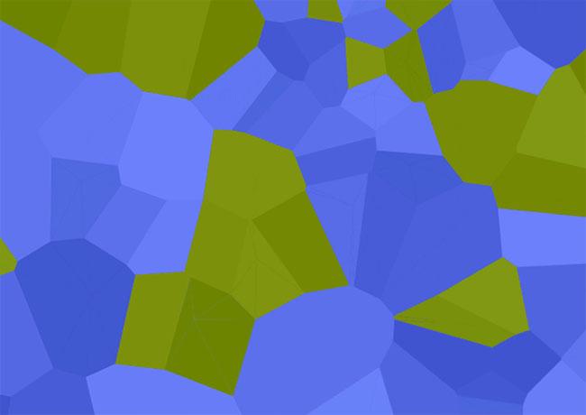HTML5-全屏菱形背景动画特效