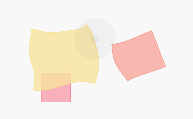 HTML5-鼠标拖动弹性动画特效
