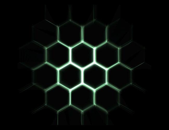HTML5-网状图形动画特效