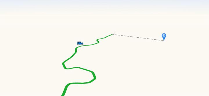 JS高德地图模拟驾车路线规划绘制代码